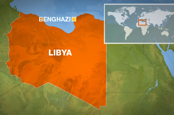 Twin Car Bombs Kill Over 30 Near Mosque in Libya