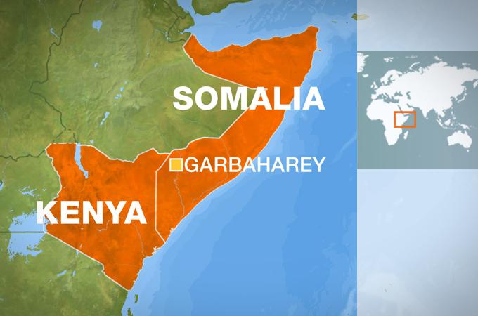 Ataque militar do Quênia na Somália mata mais de 30 do Al Shabab