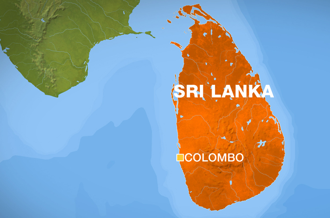 Deadly Floods Strike Rain-Soaked Sri Lanka