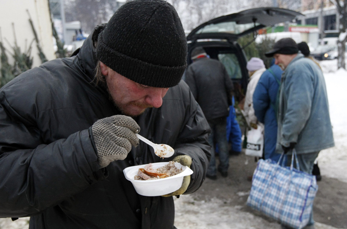 homeless in ukraine According to the ministry of education and science of ukraine  care of orphans, homeless and runaway children is a problem that many ldc.
