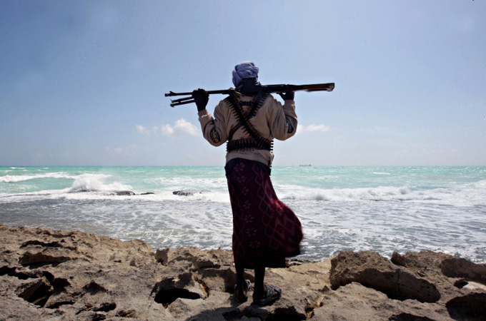Latest attack highlights increased piracy in the region after Somali pirates hijacked an oil tanker last month.