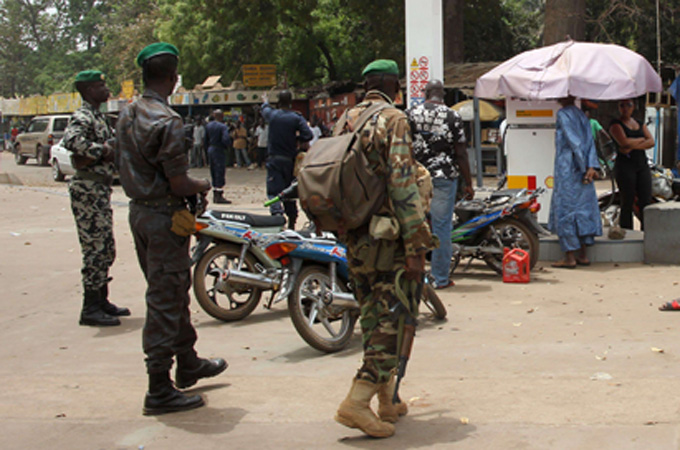 Some normality has returned to the capital Bamako following days of looting and chaos after the coup [AFP]