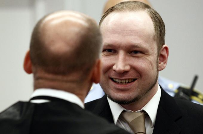 Breivik News