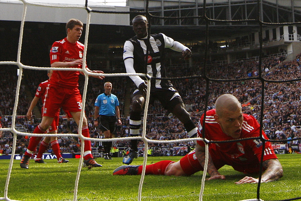 It(***)s been a great week for African players in European football. Senegal(***)s Papiss Demba Cisse made it seven goals in as many matches scoring a brace in Newcastle(***)s 2-0 win over struggling Liverpool in the English Premier League. Cisse(***)s contribution keeps the Magpies in contention for European football next season [REUTERS]