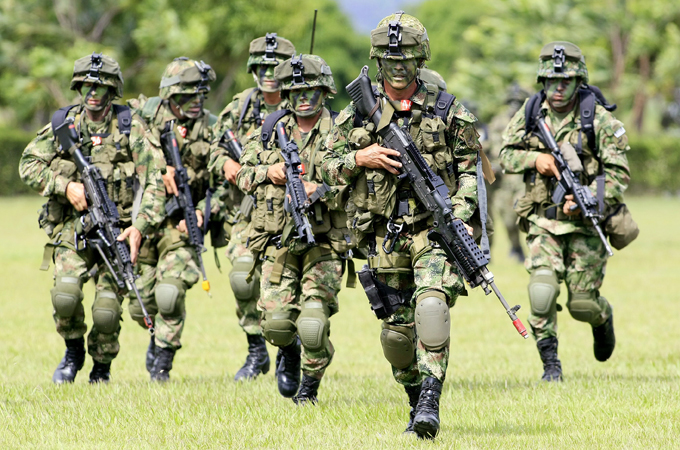 Colombia Security Forces Killed In Farc Raid Al Jazeera