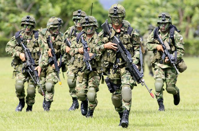 Colombia Security Forces Killed In Farc Raid Al Jazeera