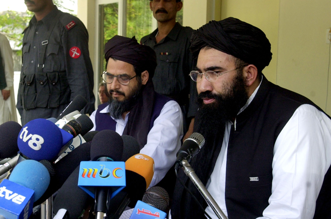 Zaeef emerged as the face of the Taliban government following the 9/11 attacks