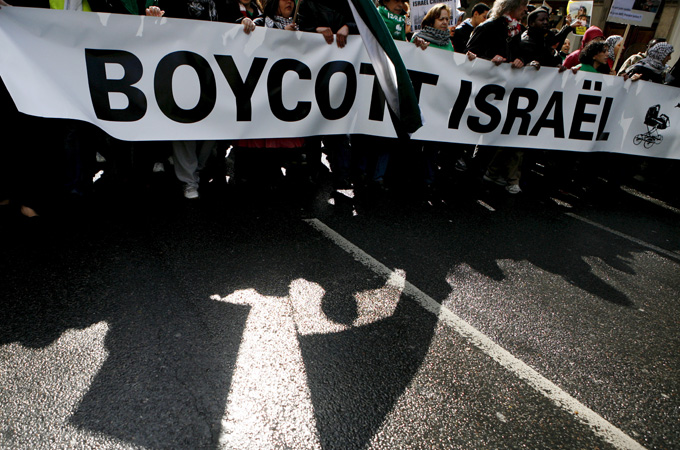 Is BDS' campaign against Israel reaching a turning point? - Opinion - Al Jazeera English