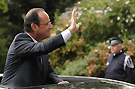 Hollande sworn in as president of France