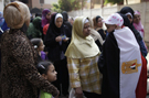 Egyptians cast ballots in presidential poll