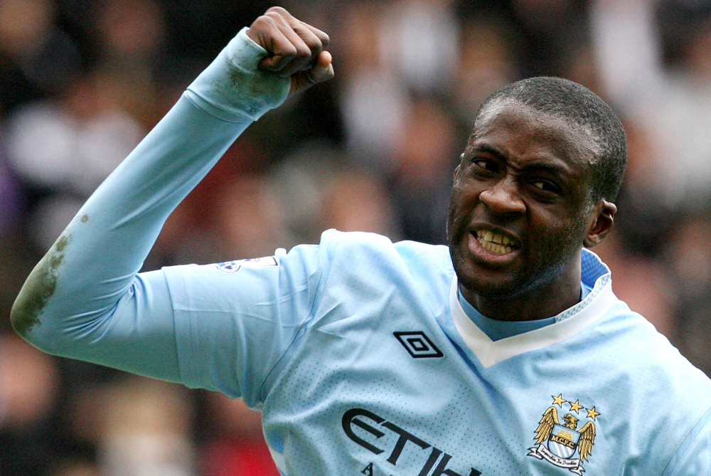 It has been another good week for African footballers. Reigning African Footballer of the Year Yaya Toure steered Manchester City(***)s charge towards the English Premier League title netting twice in a vital 2-0 win over Newcastle [EPA]