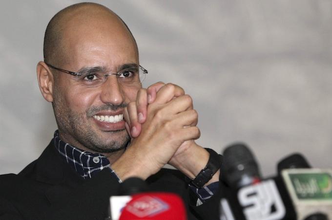 Who is Saif al-Islam Gaddafi?