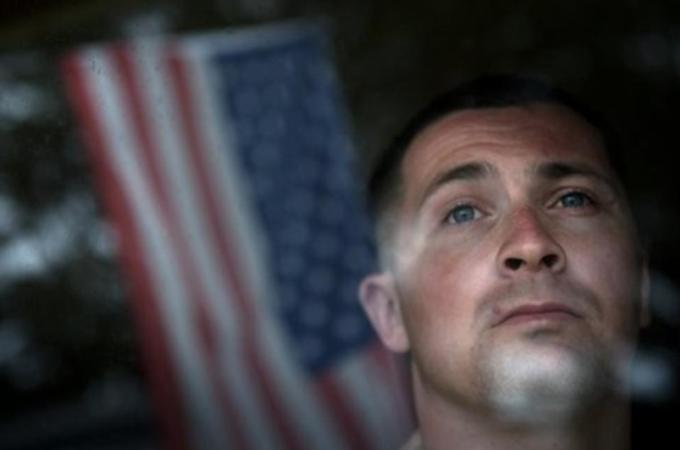 US marine's murder conviction overturned