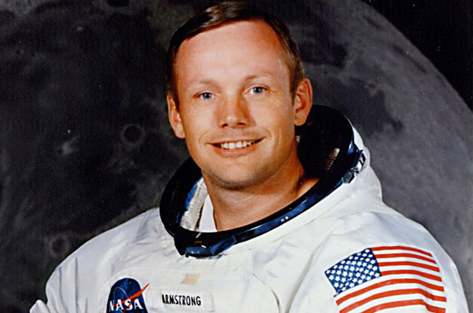 pay check of neil armstrong - photo #35
