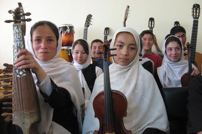 Dr Sarmast's Music School | Poverty & Development | Al Jazeera