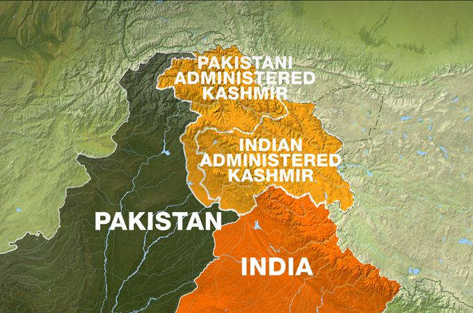 kashmir dispute Un chief ban ki-moon has offered to engage with india and pakistan in resolving the kashmir dispute analyst michael kugelman talks to dw about how the un could help.