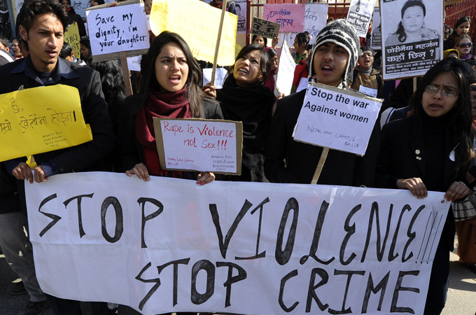 Crime against women rising in Delhi-NCR, girl gang-raped