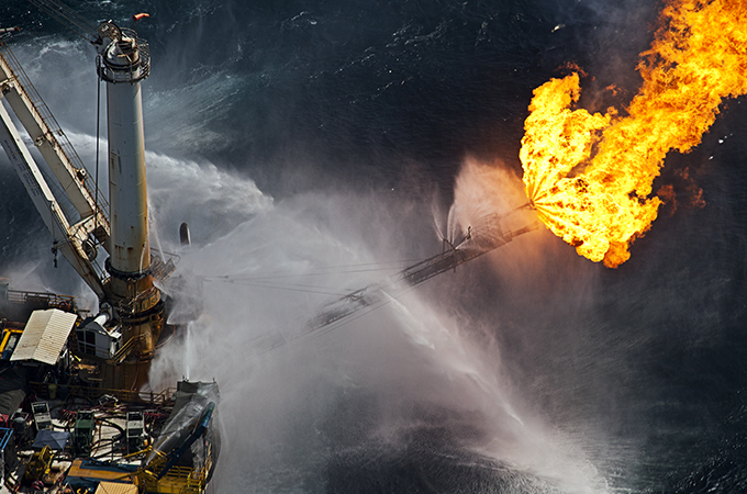 Critics using BP America's Facebook page allege they have been harassed
