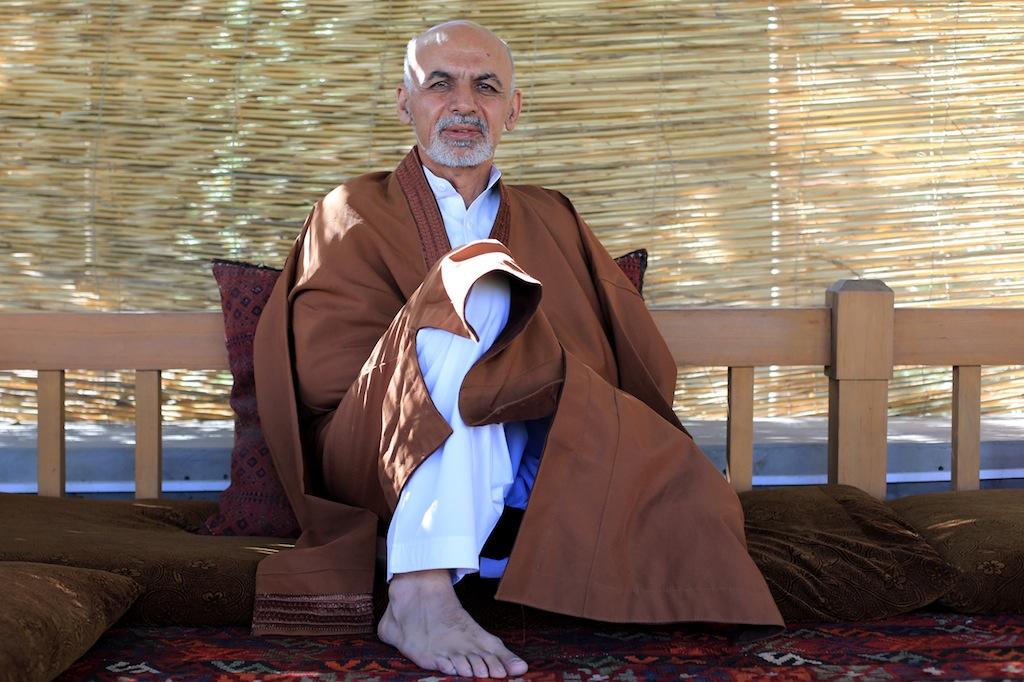 Ashraf Ghani Daughter Ashraf Ghani Ahmadzai al