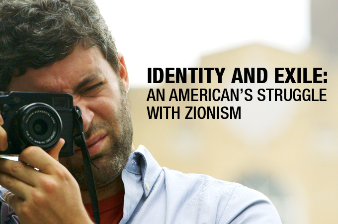 Identity and Exile - Al Jazeera's Matthew Cassel examines why so many American Jews defend Israeli policies regardless of the issue or cost.
