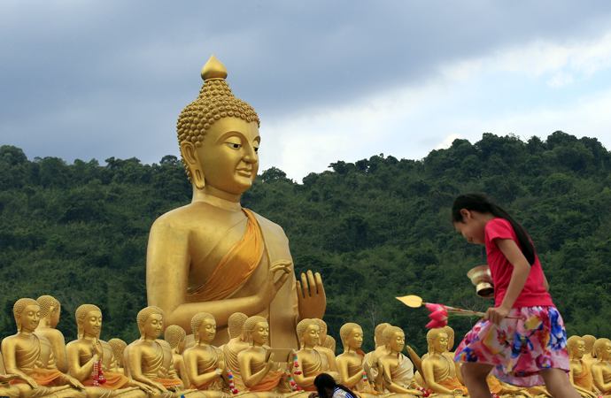 Buddha's birthplace brings light to Nepal