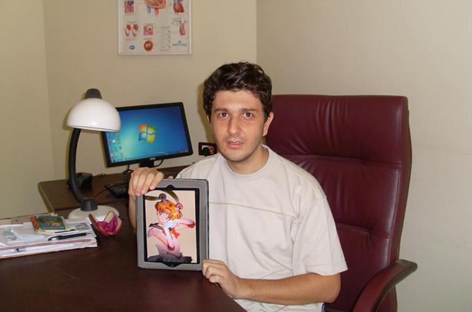 Libyan Anime Helps Youth Draw Inspiration Japan Al Jazeera