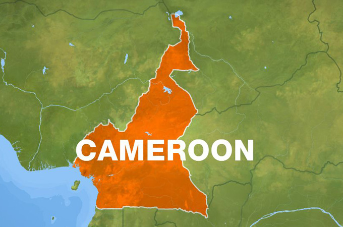 Three soldiers rescued after boat belonging to brigade battling Nigeria-based Boko Haram reportedly sinks off the coast.