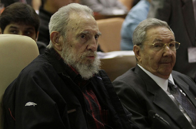 Cuba's Raul Castro re-elected as president