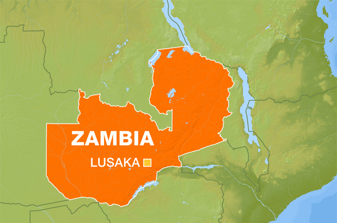 Zambia deploys troops to quell gas attacks by criminal gangs