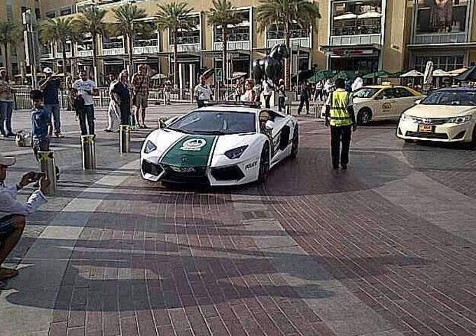 Dubai Coppers The Latest To Add Lamborghini Chase Car Dvorak