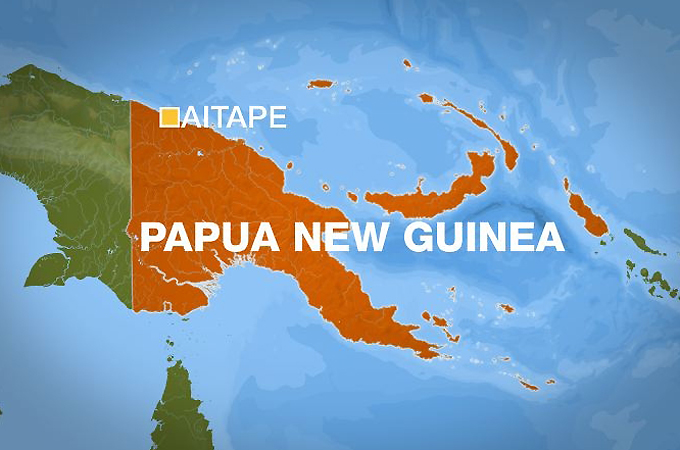 6.1 Magnitude Earthquake In Papua New Guinea