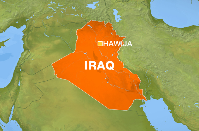 Abadi: Operation Launched To Retake Hawija From ISIL