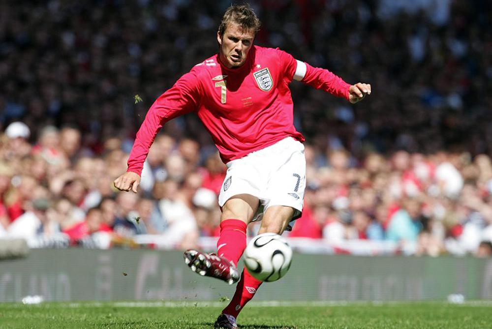 In Pictures: David Beckham     Al Jazeera