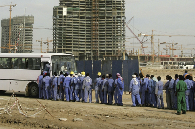 slave labor in dubai The home of the world's tallest skyscraper, dubai is a sparkling city of excess built by slave labor from the third world, including the nations of the indian subcontinent, the philippines and .