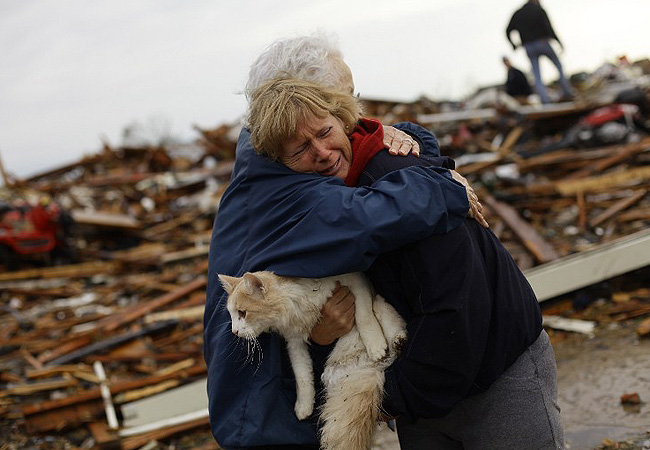 US tornado damage could cost $2bn
