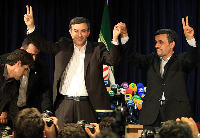 Ahmadinejad to appeal Iran poll ban on ally