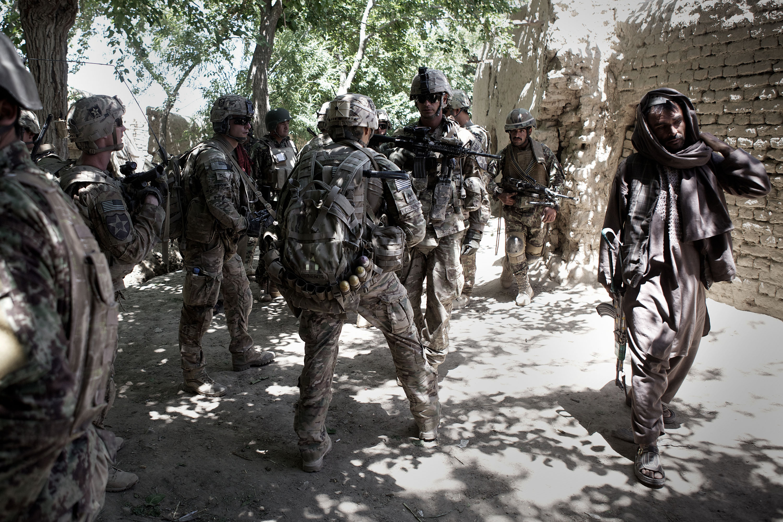 Afghanistan: Drawdown | Afghanistan | Al Jazeera