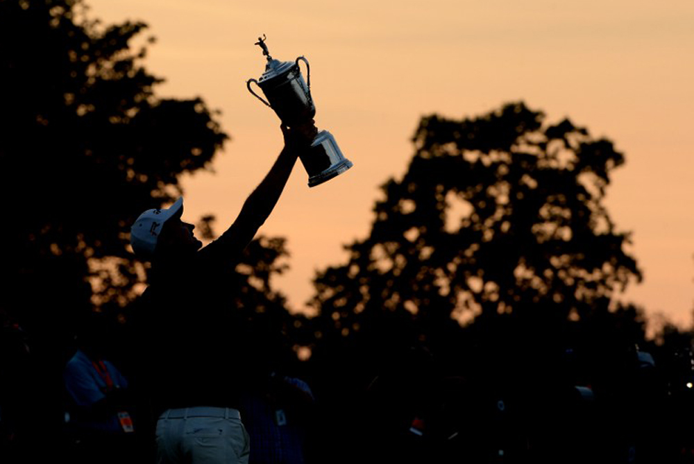 <p>The English media have always had high hopes for newly crowned US Open champion Justin Rose, after the 32-year-old held his nerve down Merion Golf Club(***)s home stretch to win his first major title by two strokes from Phil Mickelson and Jason Day [AFP]</p>