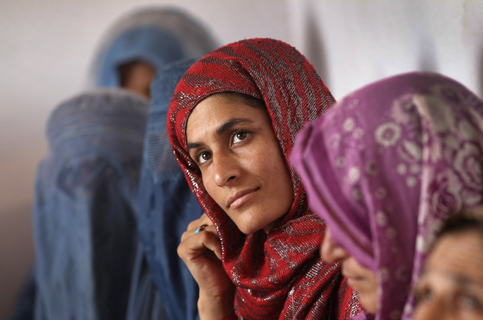Afghan women face increasing abuse