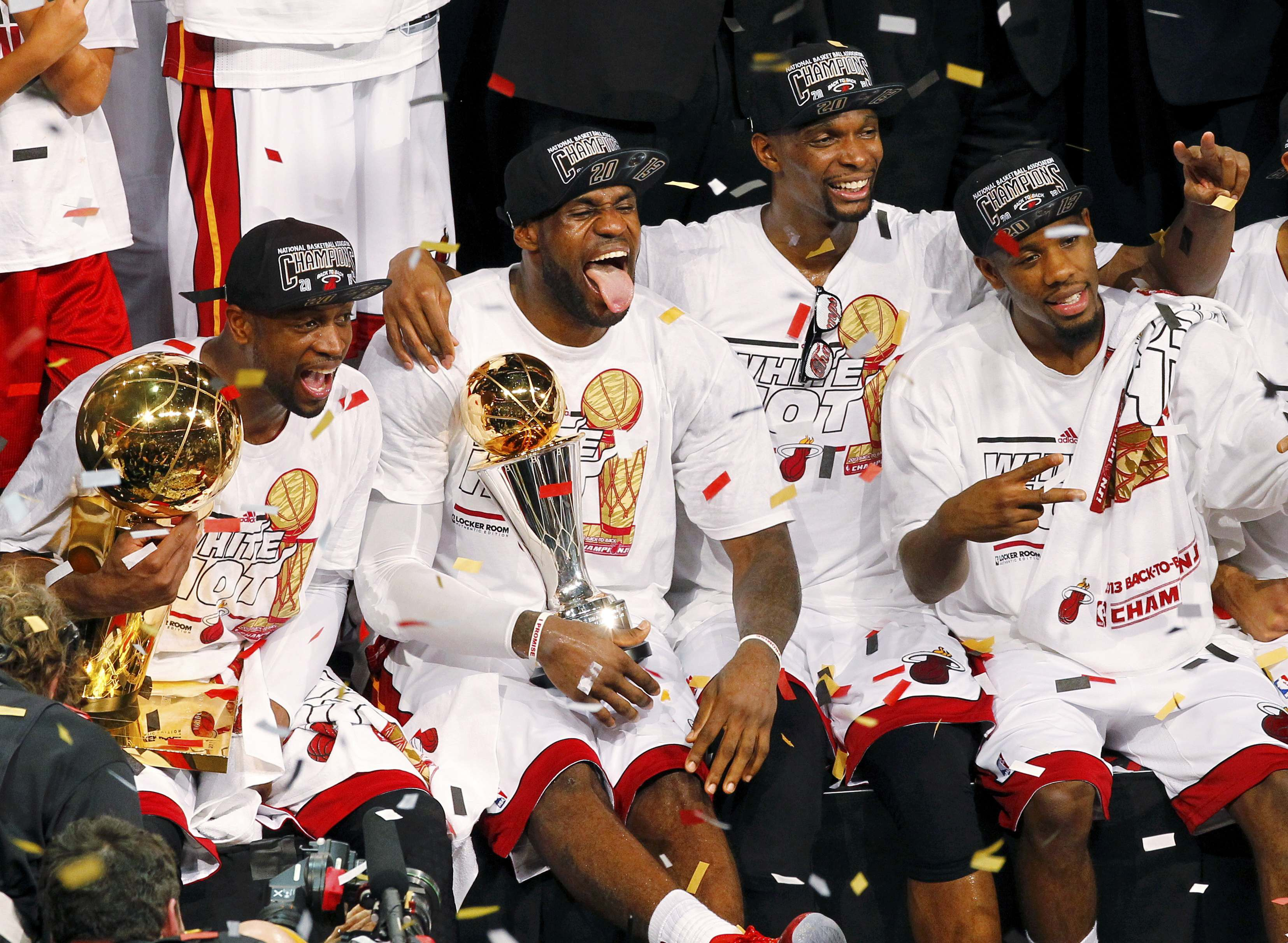 Miami Heat retain NBA championship   News   Al Jazeera