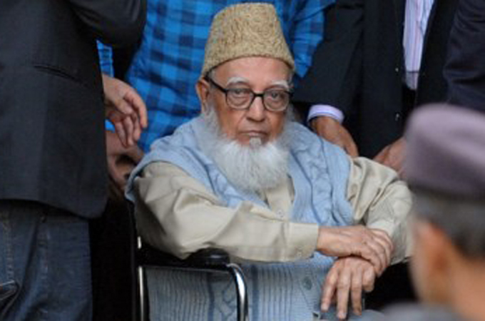 Azam found guilty of Bangladesh war crimes