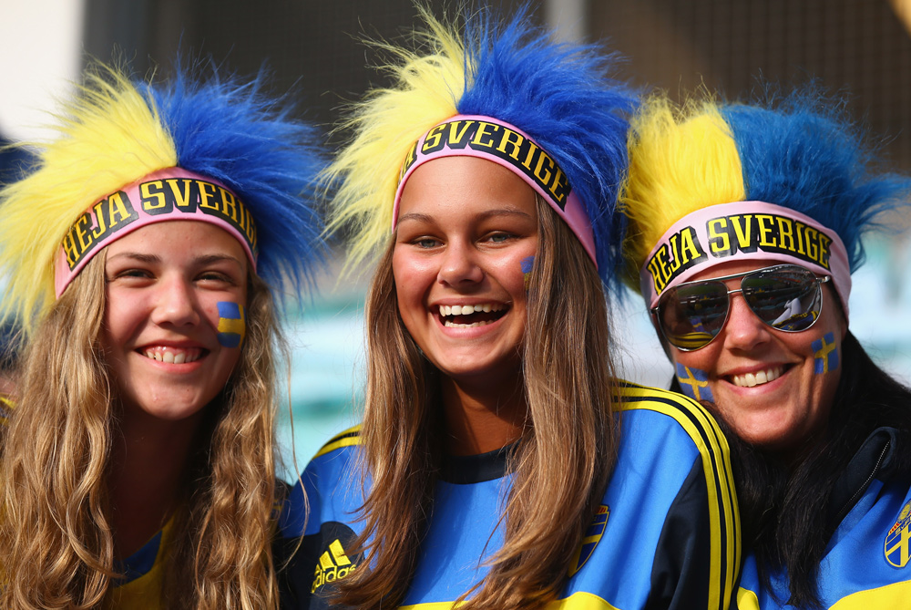 <p>Sweden took the host baton from their Scandinavian neighbours Finland. All attendance records were smashed at event with previous best sales of 129,000 overtaken. The final tally is set to be around 220,000. [GALLO/GETTY]</p>