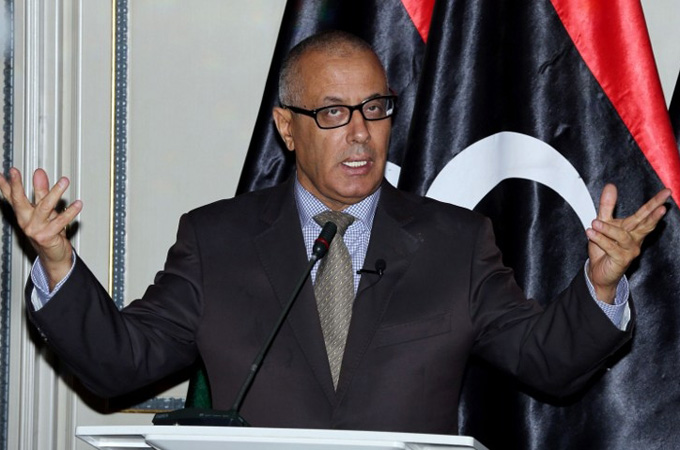 PM Ali Zeidan