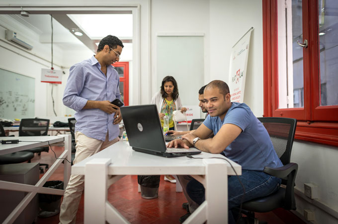 Yep, There's A Tech Scene In Egypt