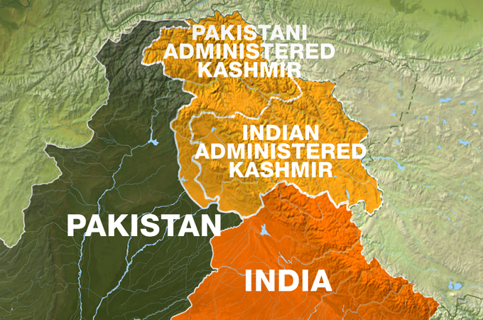 Pakistani Soldiers Killed In Kashmir Firing News Al