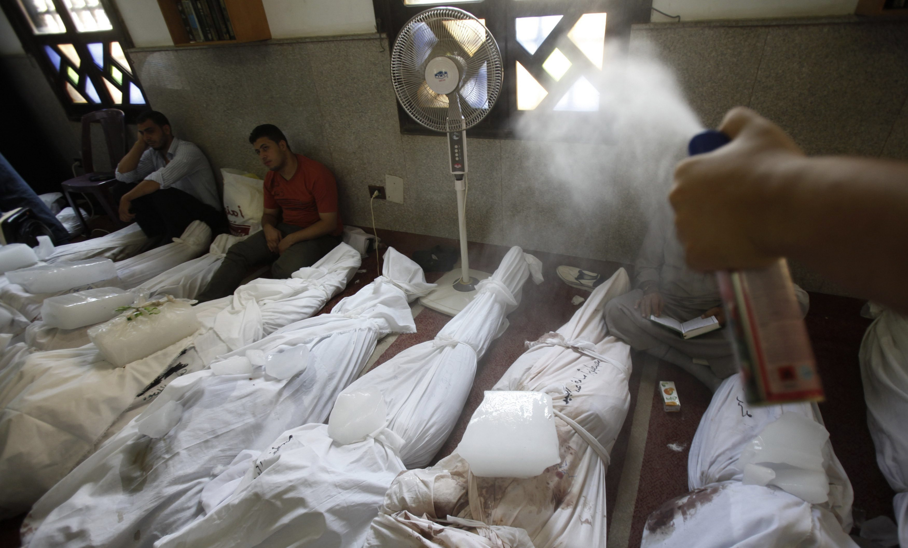 Egypt: After the 'massacre' | US & Canada | Al Jazeera