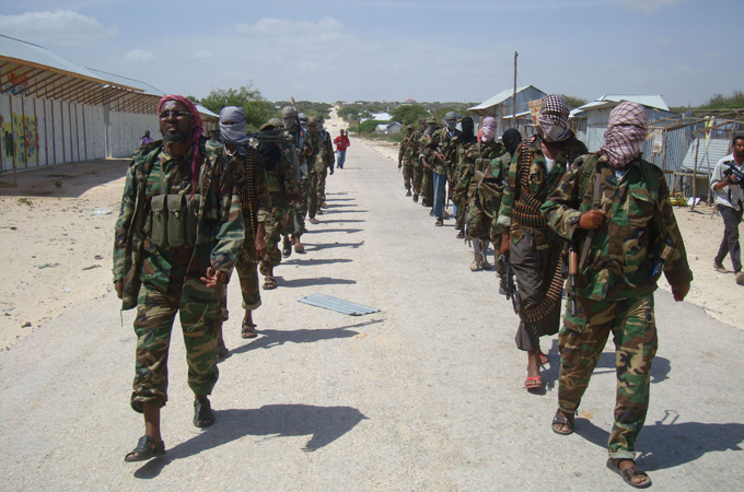 African Union says armed group is hoping to stage attacks disguised as AMISOM troops, using uniforms it took from them.