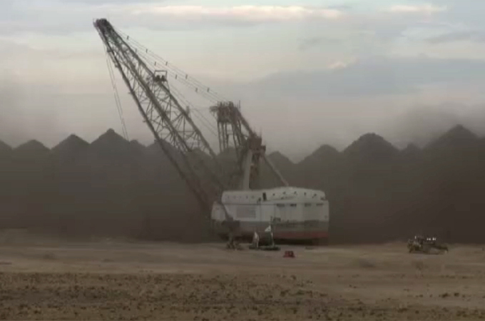 Coal Boomtowns Fade as China Declares War on Pollution