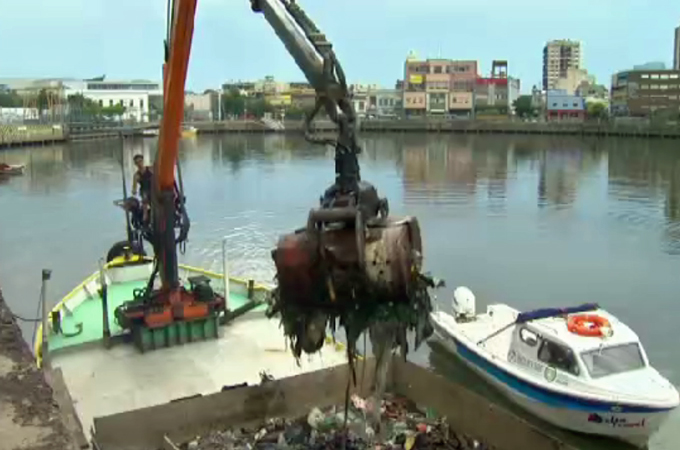 Argentine river among world's most polluted