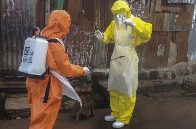 Australia: No immigration from Ebola nations